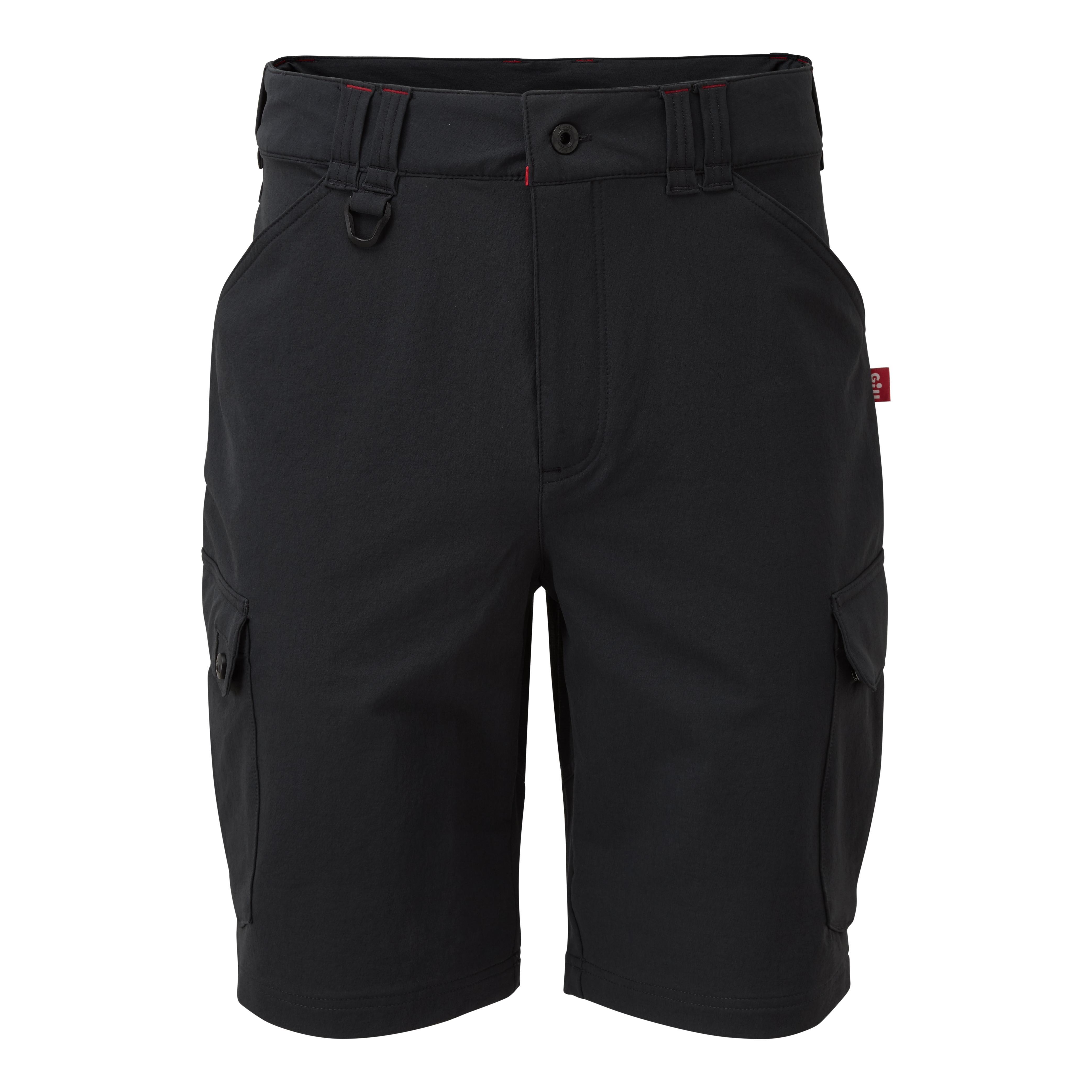 Men's UV Tec Pro Shorts - UV013-GRA01-1.jpg