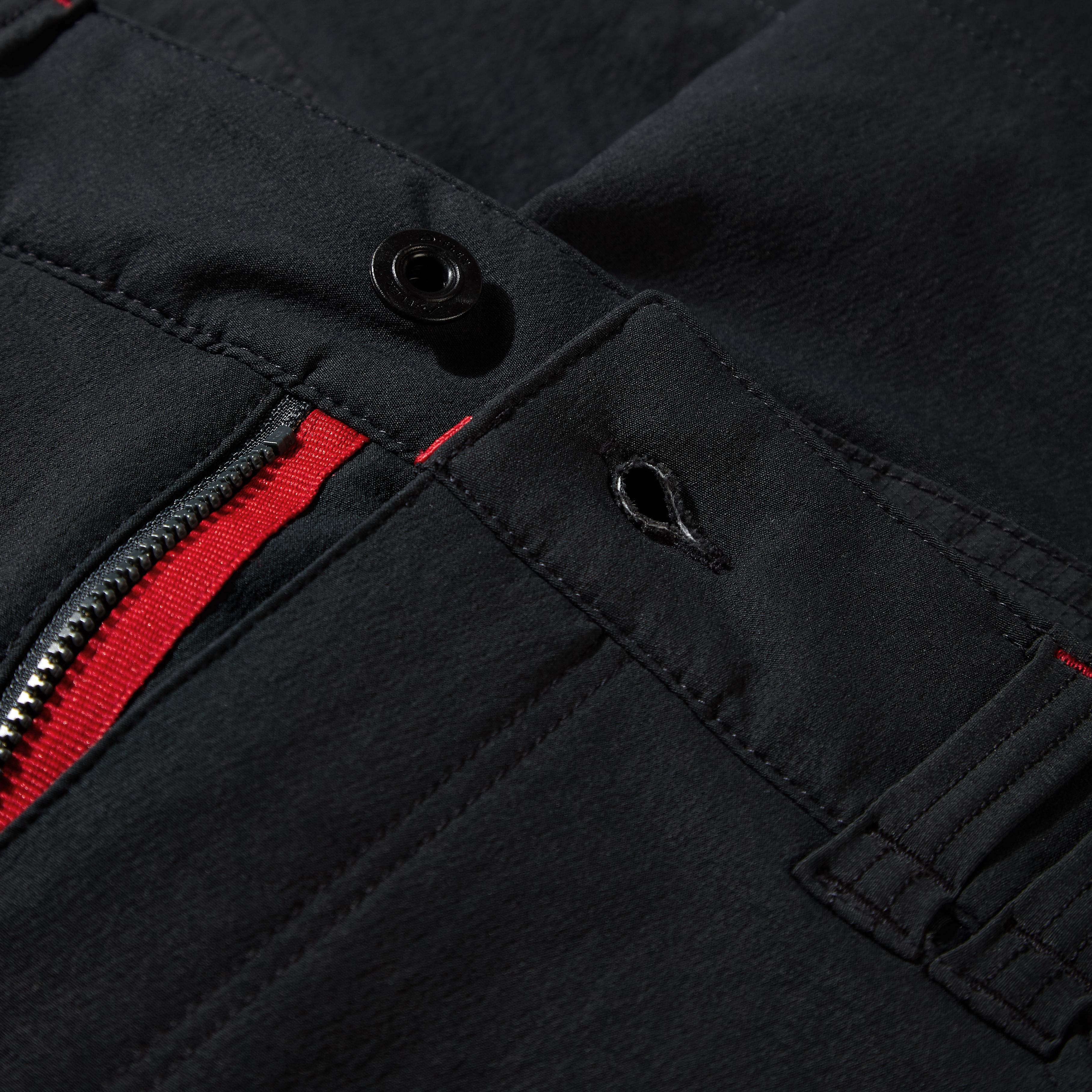 Men's UV Tec Pro Shorts - UV013-GRA01-3.jpg