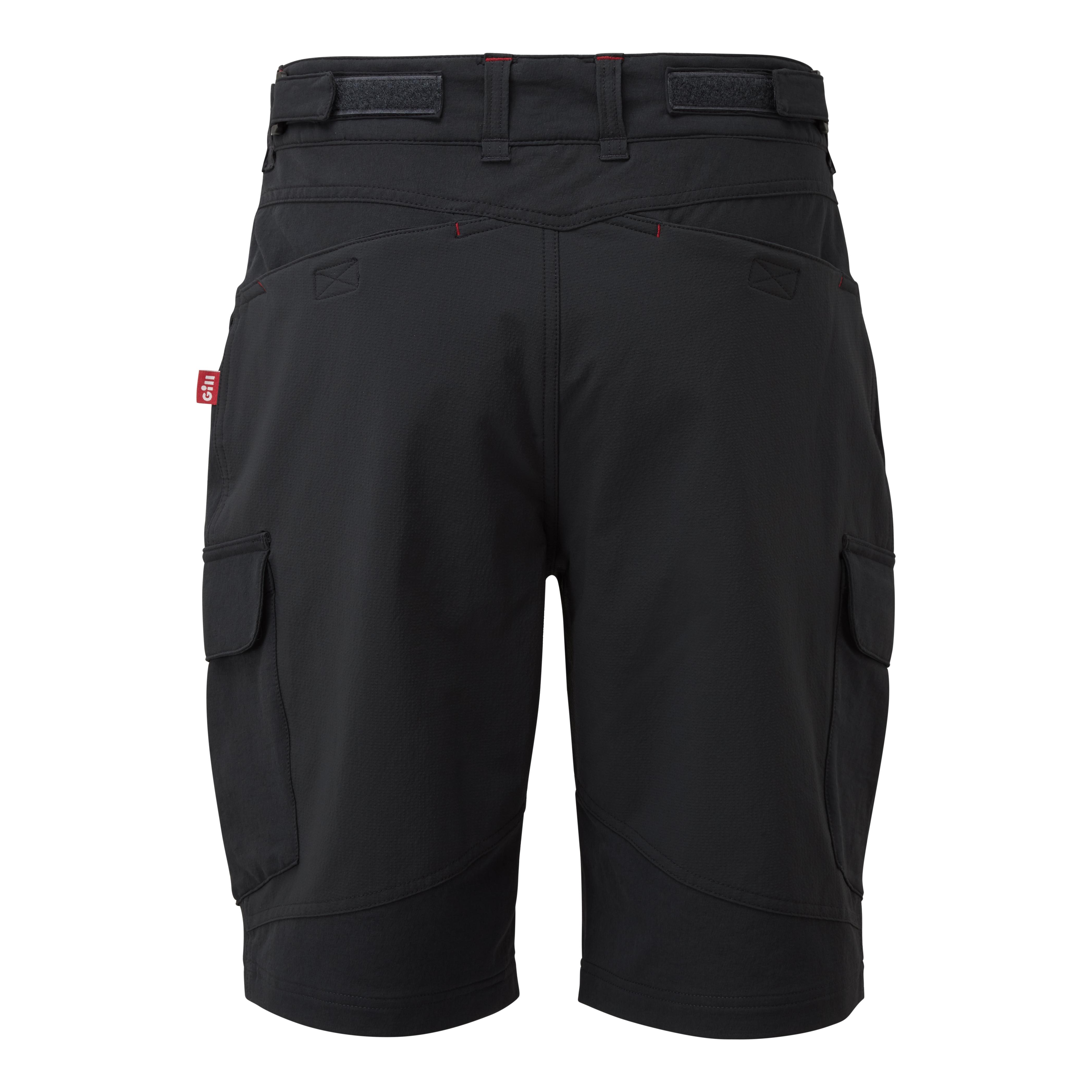 Men's UV Tec Pro Shorts - UV013-GRA01-2.jpg