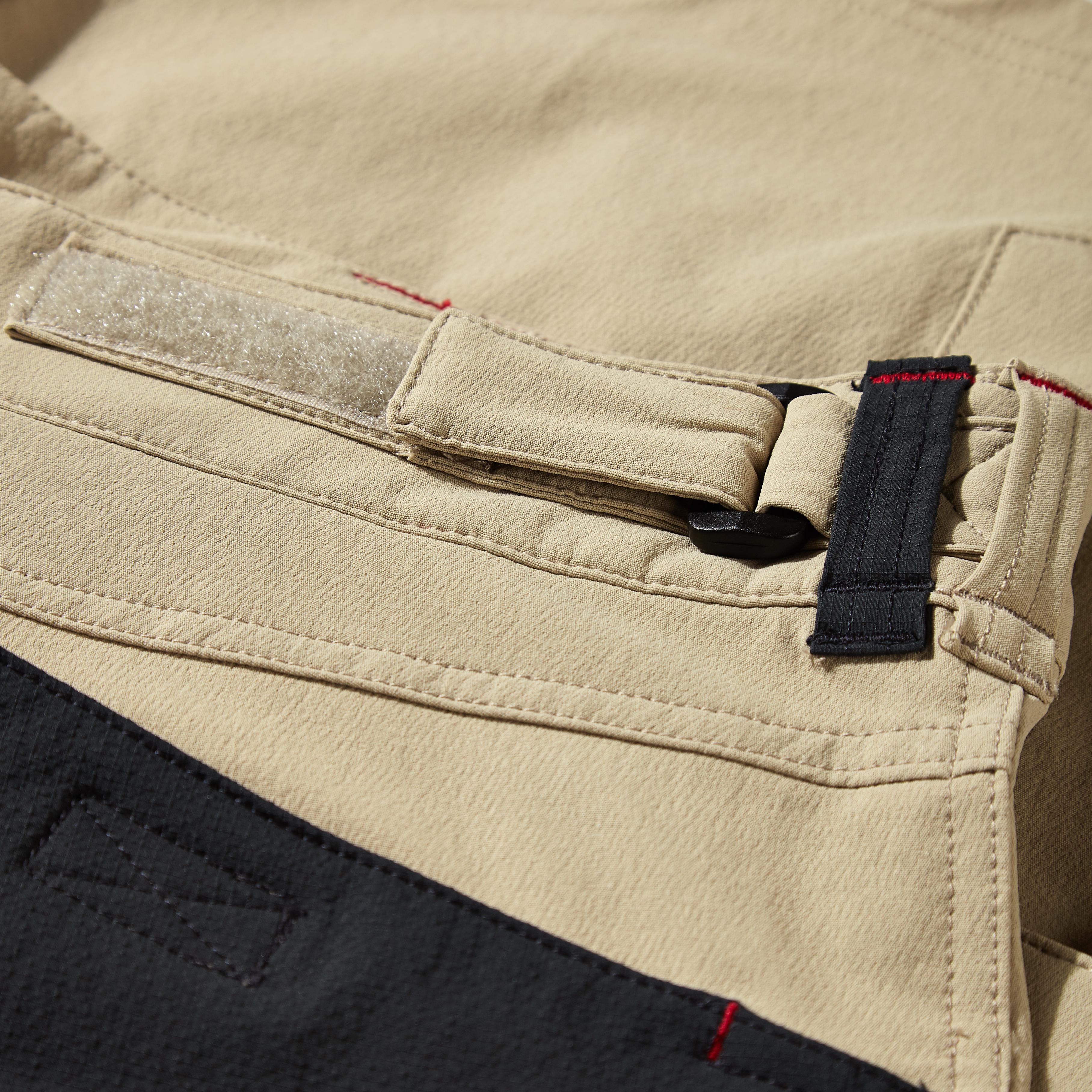Men's UV Tec Pro Shorts - UV013-KHA01-4.jpg