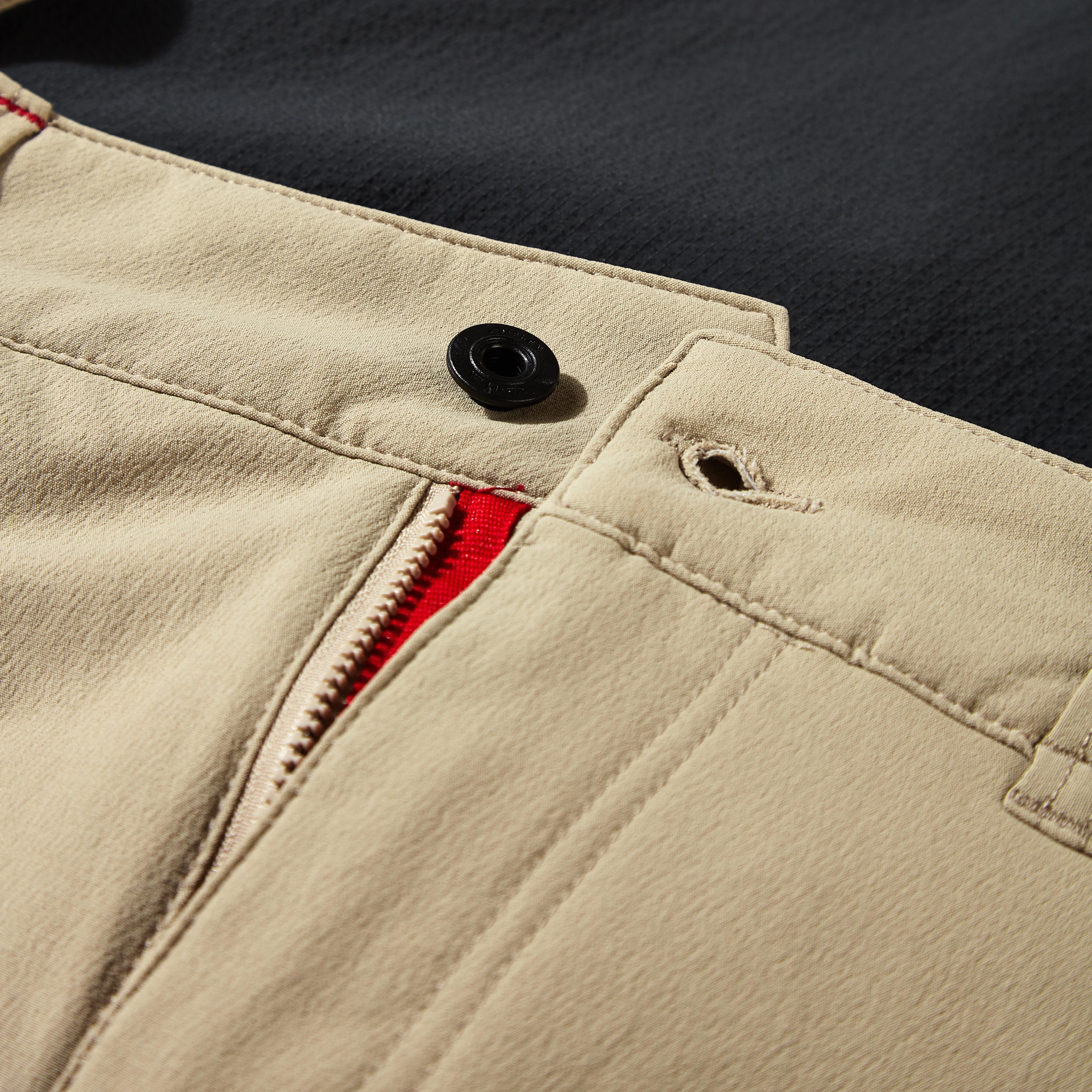 Men's UV Tec Pro Shorts - UV013-KHA01-3.jpg