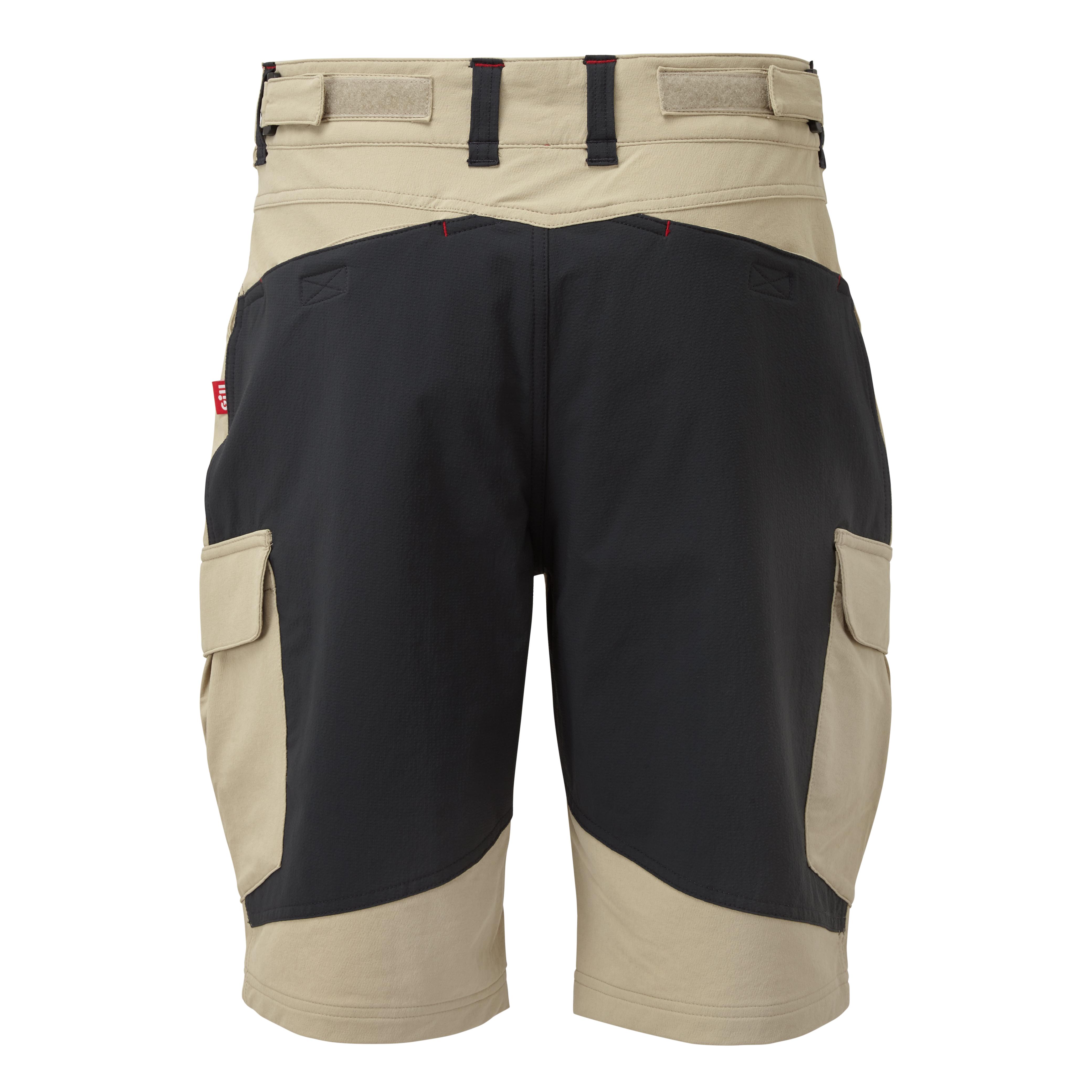 Men's UV Tec Pro Shorts - UV013-KHA01-2.jpg