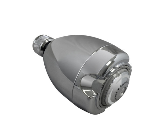 Earth 3-function Fixed Showerhead, Chrome (1.5 gpm)