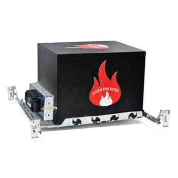 4 Inch New Construction Housing - 2 Hour Fire Rated - IC/Non-IC Rated - TP24 Quick Connect
