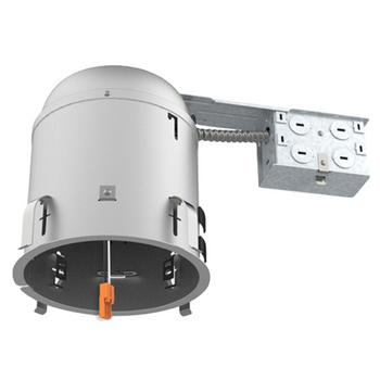 6 Inch Remodel Housing - TP24 LED Connector - IC Rated