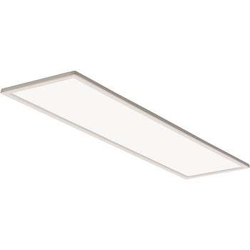 1x4 LED Panel - 30 Watt - 3750 Lumens - 3500K - Dimmable - 120-277V