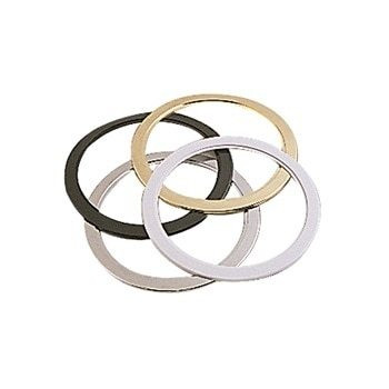 6 Inch - Oversized Trim Ring - Gold