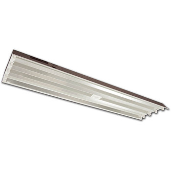 4 Lamp - F54T5 - High Output - Fluorescent High Bay - Low Profile - 120/277V