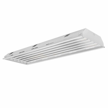6 Lamp / Bulb T8 LED High Bay - 400W Equal - 5000K - 14100 Lumens