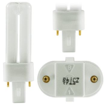 5W Single Tube 2-pin G23 Base Replacement Bulb 3500K