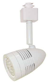 7W LED Dimmable Bullet Track Head, White, 3000K