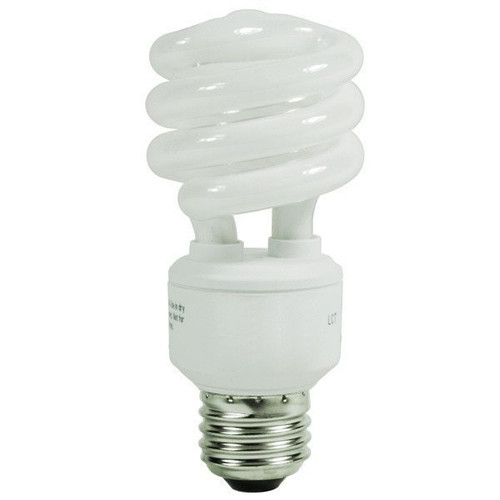 13 Watt - T2 CFL - 2700K Warm White - 60 Watt Equal