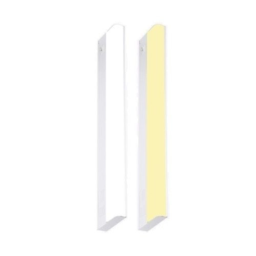 24 In LED Narrow Under Cabinet Light Fixture - 12 Watt - Dual Color Temperature