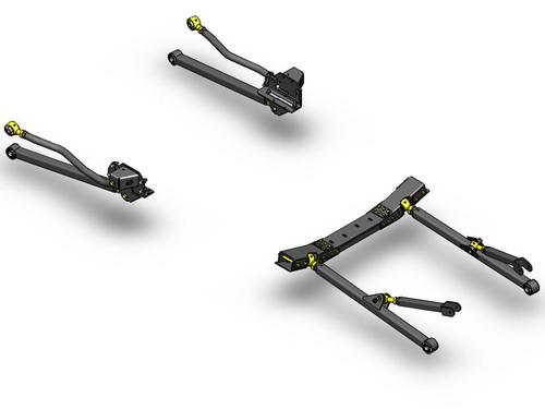 JK Long Arm Upgrade Kit 07-11 Clayton Offroad
