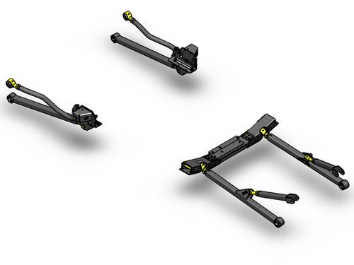 JK Long Arm Upgrade Kit 12-15 Clayton Offroad