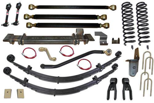 """XJ  8.0"""" Pro Series 3 Link Long Arm Lift Kit Clayton Offroad"""