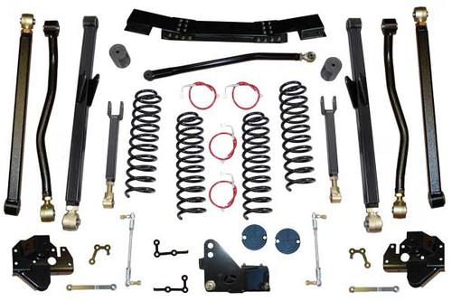 """JK 4.5"""" Long Arm Lift Kit 07-11 Clayton Offroad"""