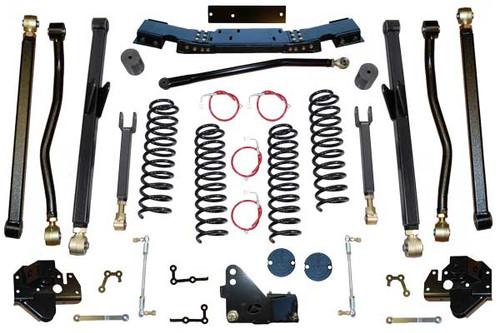 """JK 3.5"""" Long Arm Lift Kit 12-16 Clayton Offroad"""