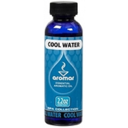 Fragrance Burn Scented Oil -  2.2 OZ Cool Water
