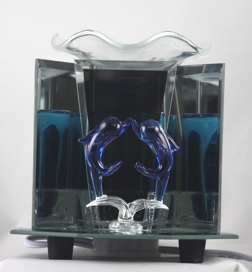 DOUBLE DOLPHIN ELECTRIC OIL BURNER