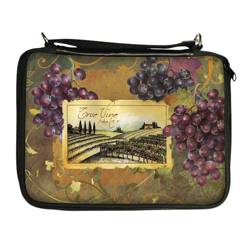 Vineyard Welcome Bible Cover