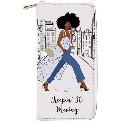 Keepin It Moving Wallet