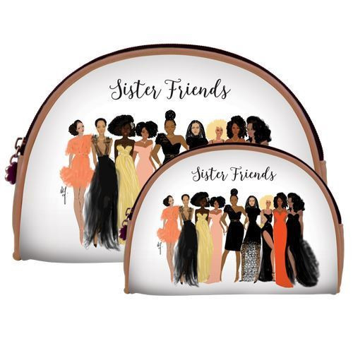 Sister Friends Cosmetic Duo