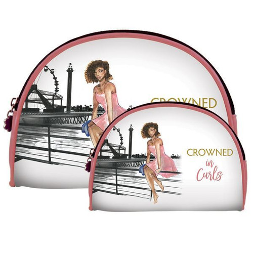 Crowned in Curls Cosmetic Duo