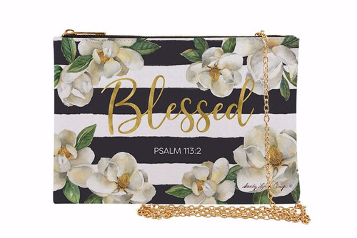 Blessed Magnolia Chain Purse