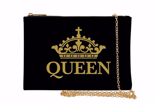 Queen Chain Purse