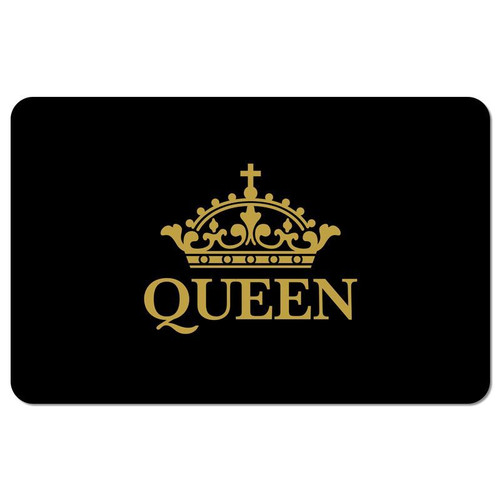 Queen Floor Mat