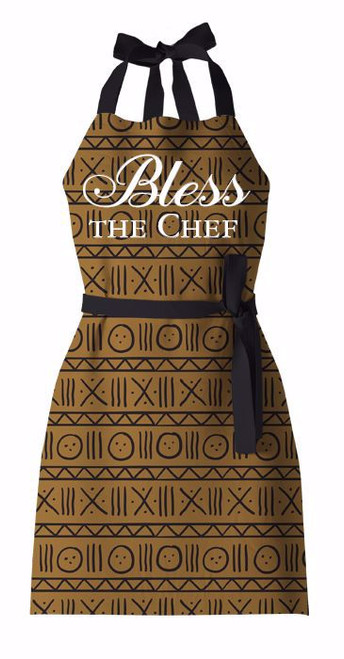 Bless the Chef Apron