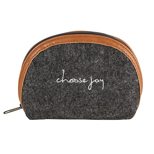 Accessory Pouch-Choose Joy-Felt