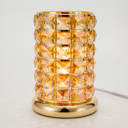 Crystal Palace Amber Touch Burner