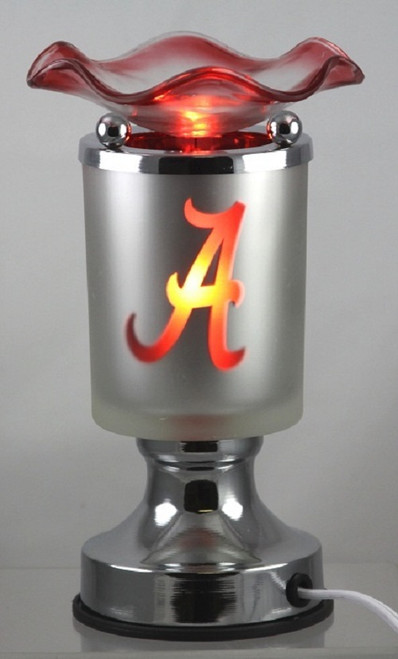 Touch Sports Design Electric Oil Lamp Burner - Alabama