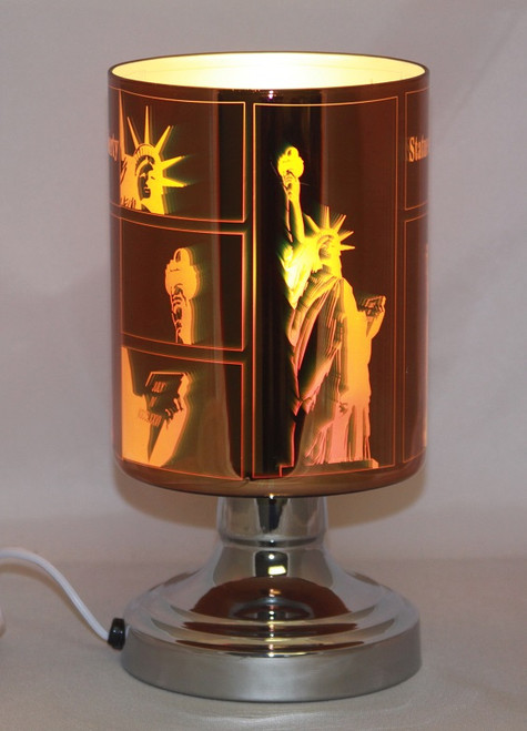 3D Statue of Liberty Electric Oil Warmer