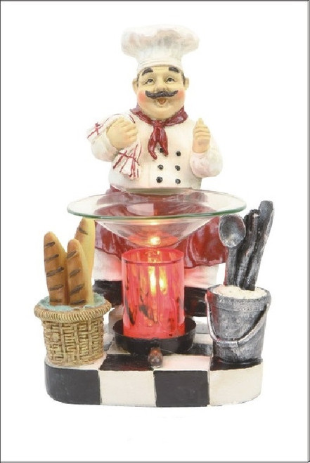 CHEF MAN POLY RESIN OIL BURNER