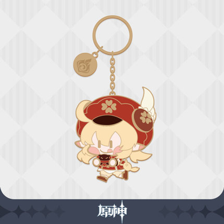 Official Genshin Impact Klee Keychain