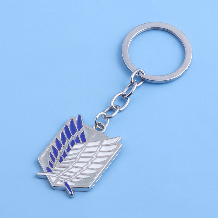Attack on Titan Inspired Scout's Keychain