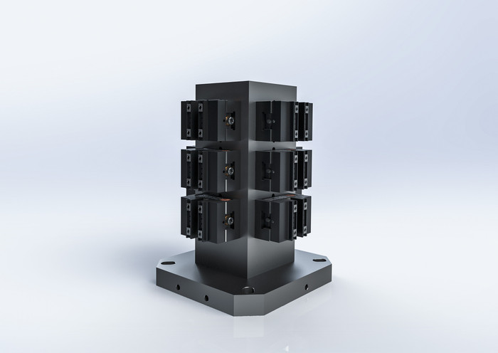 400mm Tombstone Package A