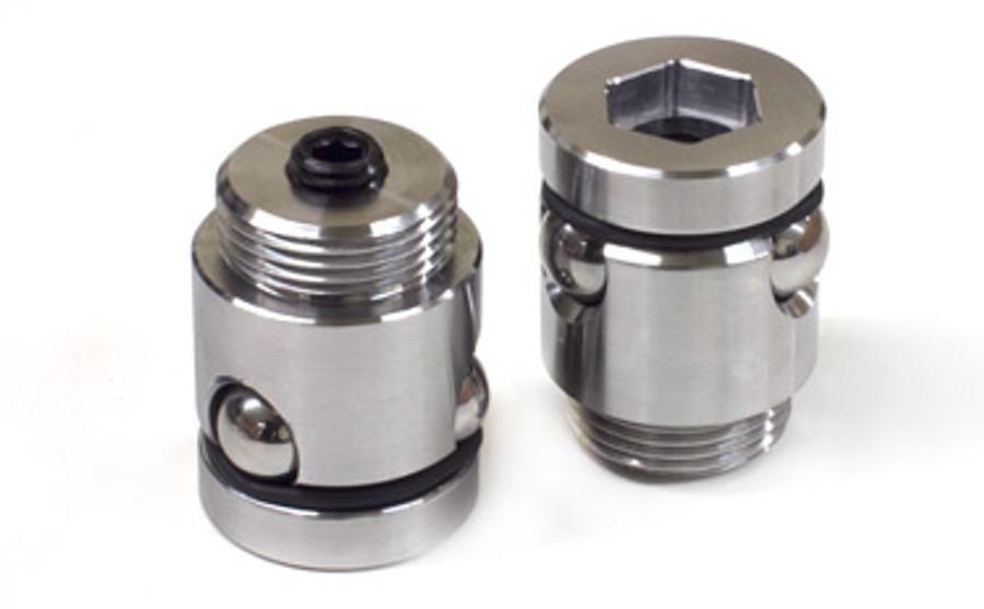 Ball Coupler (Sold in Pairs)