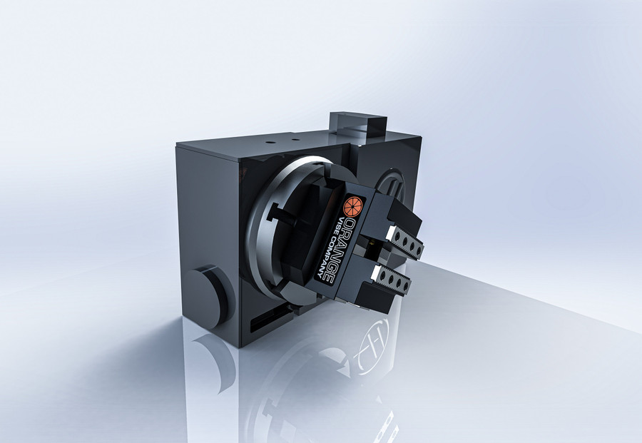 Haas HRT210 Setup