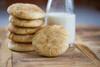 One Dozen Snickerdoodle Cookies