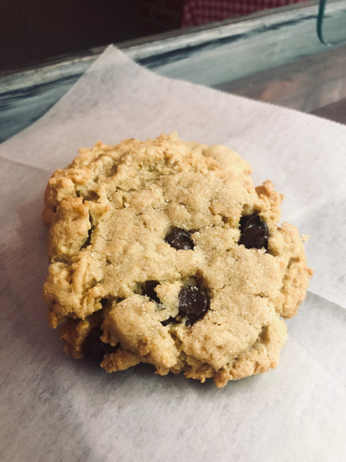 One Dozen Coconut Choc Chip Cookies [Special Order]