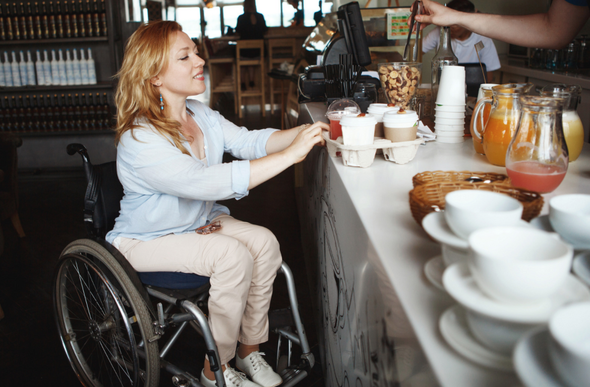 Making your business more wheelchair accessible