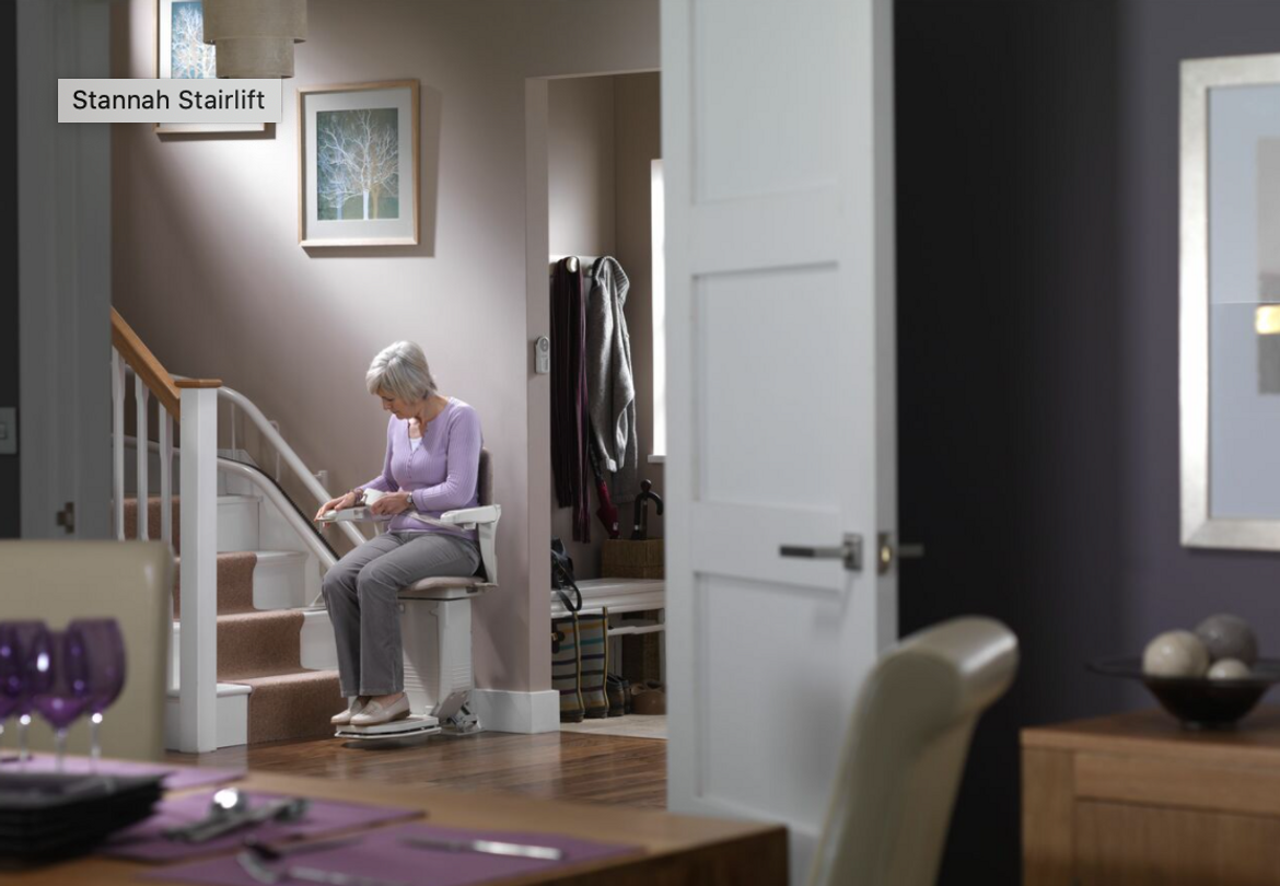 Guide to buying a stairlift