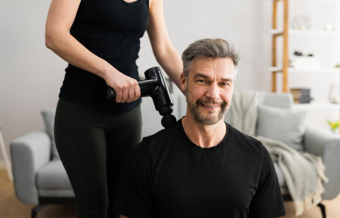 Tips on using a Massage Gun for Pain Relief
