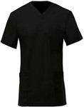 Scrub Tunic Black