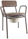 Adjustable Commode
