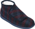 Warm Lined Robbie Slippers